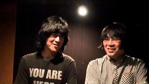 ザ・コレクターズ/コメント(加藤ひさし・古市コータロー)+「NICK! NICK! NICK!」【Live】映像