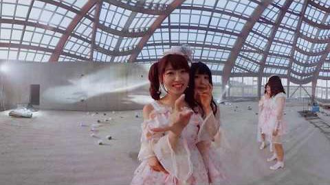 「Let It Flow」Music Video Making (VR ver.)/Flower Notes