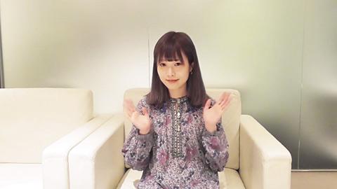 藤川千愛/コメント映像