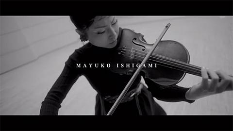 【Opus One】石上真由子/ヤナーチェク:ヴァイオリン・ソナタ MV/