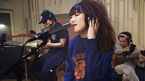 kiki vivi lily(キキヴィヴィリリー)/80denier (Session at Red Bull Music Studios Tokyo)