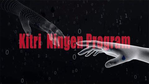 Kitri「人間プログラム」Lyric Video