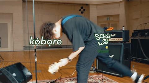 kobore/幸せ(LIVE)