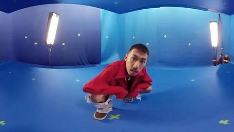 KOHH/「I Want a Billion feat. Taka (ONE OK ROCK)」Music Video ビハインド・ザ・シーン映像