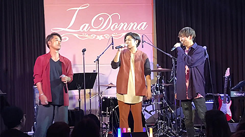 /LIVE 2019/9/28(土)原宿ラドンナ