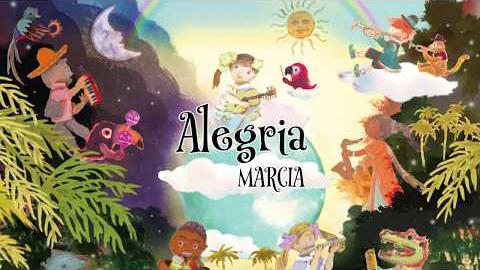 /「ALEGRIA」ポルトガル語 ver.リリックビデオ