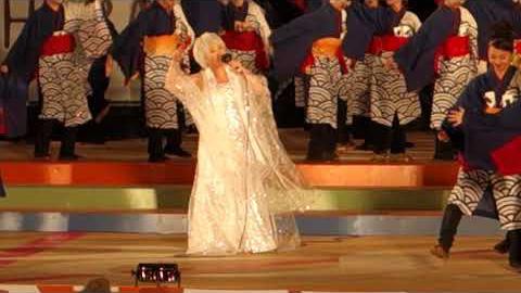 /松川未樹「祭りだ!和っしょい」第28回YOSAKOIソーラン祭り