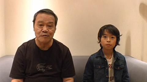 「大人と子どものセレナーデ」発売記念コメント映像/