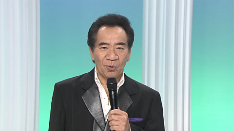 大川栄策/「男の火花」発売コメント