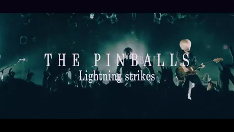Lightning strikes/THE PINBALLS