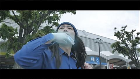/ポセイドン・石川「握手会Generation」ミュージックビデオ