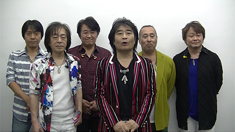 コメント映像/スターダスト☆レビュー