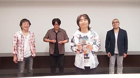スターダスト☆レビュー/コメント映像