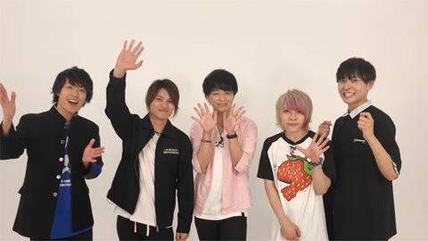 SAMURAI TUNES/コメント映像