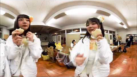 Shine Fine Movement/「光クレッシェンド」Making of Music Video (VR ver.)