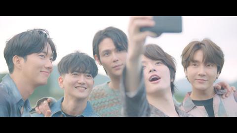 SUPERNOVA(超新星)「Amanogawa」MV