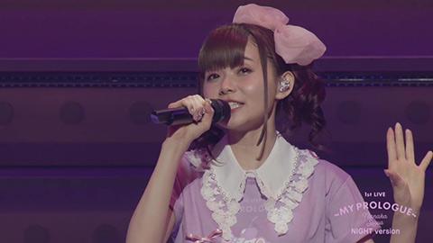/諏訪ななか 1st LIVE 〜My Prologue〜 2020.11.22 ダイジェスト映像