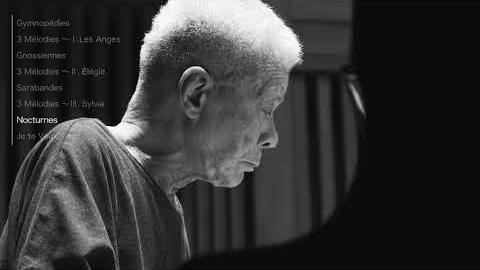 /「エリック・サティ 新・ピアノ作品集」トレーラー2