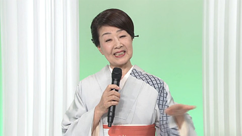 金田たつえ/「瀬戸内みれん」発売コメント