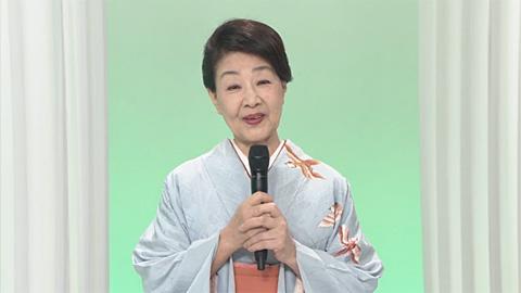 金田たつえ/「男と女の子守唄」発売コメント