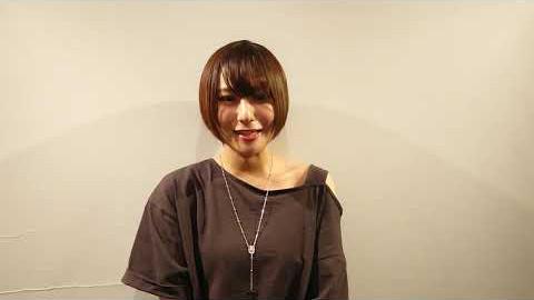 /1stシングル「Present Moment」発売記念コメント映像