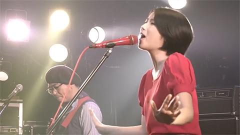 TWEEDEES/「ムーンライト・フラッパー」(2017/09/08 渋谷O-west)
