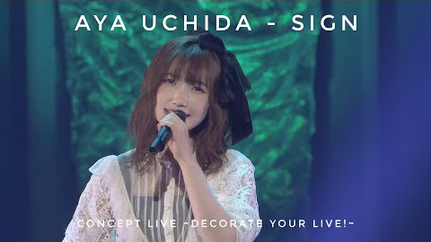 /Sign(Live Video)