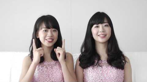 """山田姉妹/「雨やどり」を""""歌ってみた""""Twitter限定キャンペーン"""