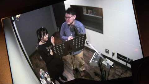 山崎エリイ/「十代交響曲」メイキング映像 「十代交響曲」レコーディング編