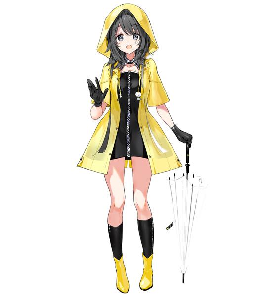 雨ヶ崎 笑虹(あまがさきえこ)