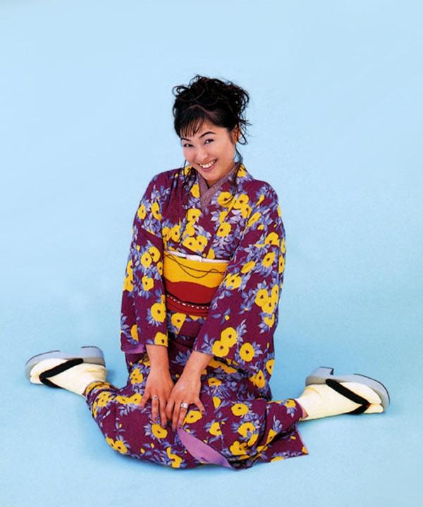 河合美智子(オーロラ輝子)