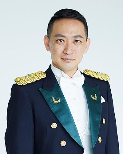音楽隊長/3等陸佐 柴田昌宜