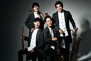 The Rev Saxophone Quartet タワーレコード限定絵柄ポストカード