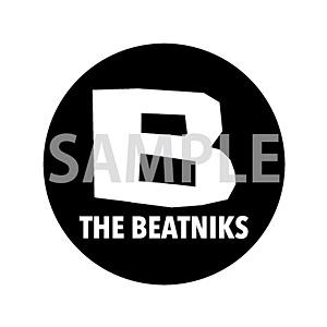 HMV BEAT印の缶バッジ