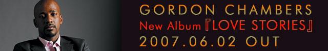 Gordon Chambers(ゴードン・チェンバース)