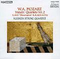 クレスト1000シリーズ<BR>モーツァルト:弦楽四重奏曲「ハイドン・セット」-2