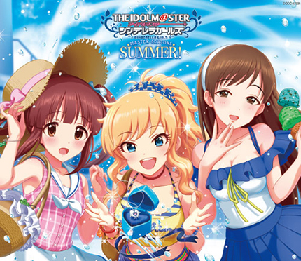 アイドルマスター the idolm ster cinderella girls master seasons summer