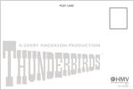 サンダーバード HMV限定オリジナルポストカード