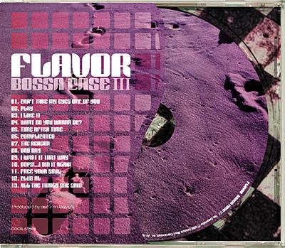 FLAVOR BOSSA CASE III
