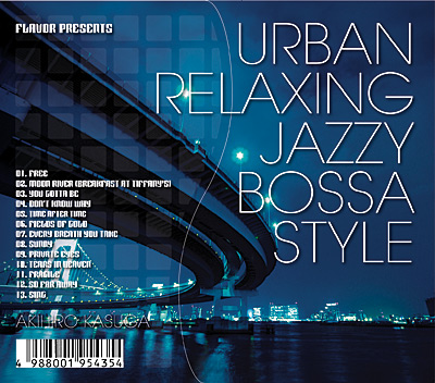 FLAVOR presents URBAN RELAXING JAZZY BOSSA STYLE