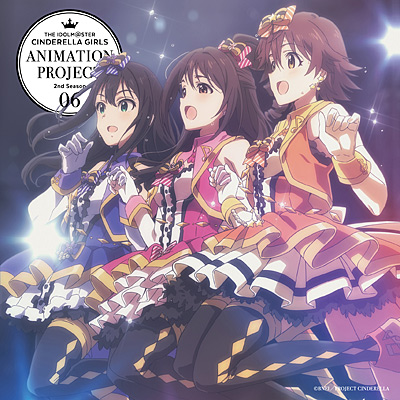THE IDOLM@STER CINDERELLA GIRLS ANIMATION PROJECT 2nd Season 06 ���ꐯ�L�Z�L �� �S���悤