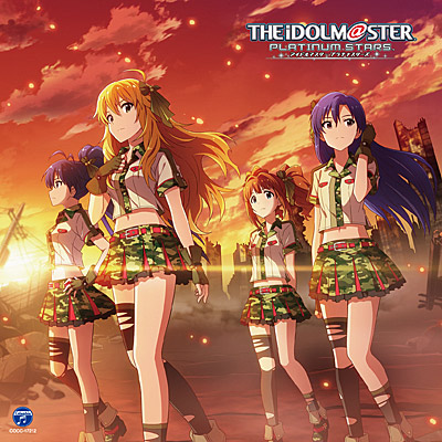 THE IDOLM@STER PLATINUM MASTER 02 �l������Resistance