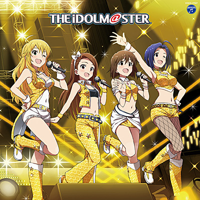 THE IDOLM@STER MASTER PRIMAL POPPIN' YELLOW /VA_ANIMEX
