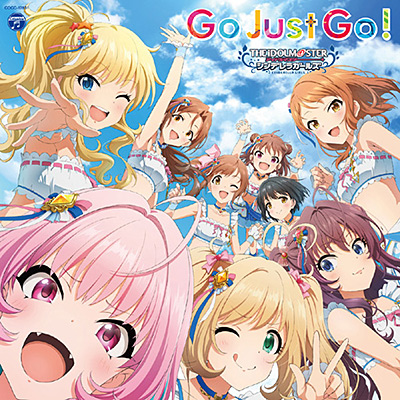 THE IDOLM@STER CINDERELLA GIRLS STARLIGHT MASTER GOLD RUSH! 01 Go Just Go!/VA_ANIMEX