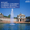 モーツァルト:クラリネット協奏曲/クラリネット五重奏曲