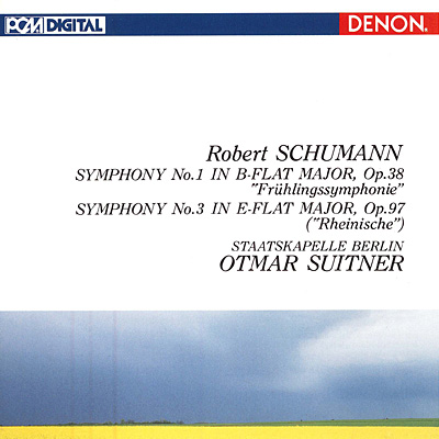 シューマン:交響曲《春》&《ライン》