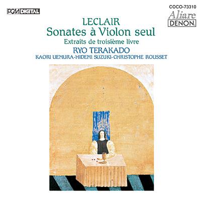 <Blu-spec> デンオン・クラシック・ベストMore50-35 ルクレール:ヴァイオリン・ソナタ