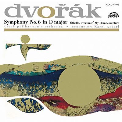 スプラフォン・ヴィンテージ・コレクション<br>ドヴォルザーク:交響曲第6番<br>序曲「オセロ」/序曲「わが家」