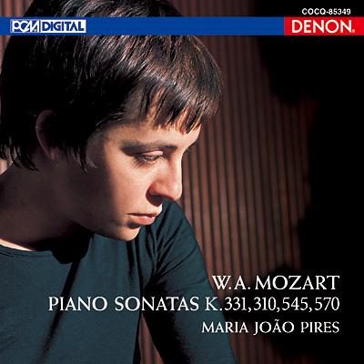 モーツァルト:ピアノ・ソナタ集〔UHQCD〕