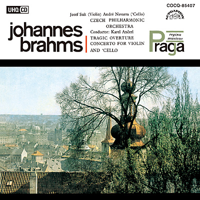 ブラームス:二重協奏曲、悲劇的序曲〔UHQCD〕